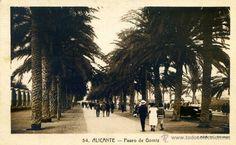 Paseo de Gomiz. L. Roisin fot.(años 30)