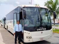 Cozumel Insider - Cozumel Transportation - UNIPER Private Charter Bus & Van Rentals - Cozumelinsider