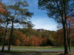 Sam's Point Preserve, NY, October 2013