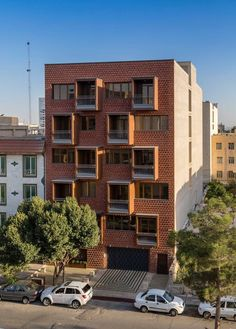 Gallery of Balkaneh Residential Building / DAAL Studio - 1