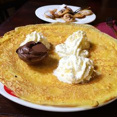 Where to Eat in Amsterdam!  The Pancake Bakery Prinsengracht 191, Amsterdam