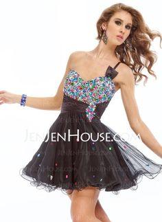 Homecoming Dresses - $136.99 - (022010061) http://jenjenhouse.com