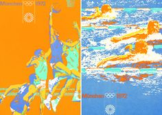 Basketball and swimming    Otl Aicher
