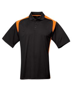 Men's Ultra Cool Knit Polo Shirt (100% Polyester) Tri mountain 145 #polo  #style #comfort