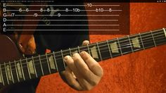 Guitar Lesson - AC/DC - You Shook Me All Night Long - Solo - With Printa...