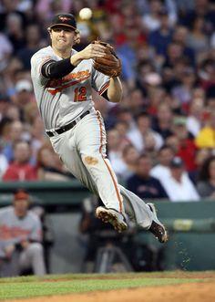 Current favorite Oriole: Mark Reynolds.