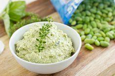 ... temp on Pinterest | White bean hummus, White beans and Edamame hummus