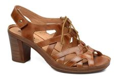 Sandales et nu-pieds Java W0K-0964 Pikolinos vue 3/4 Java, Pikolinos, Shoes, Fashion, Illustrations, Barefoot, Sandals, Zapatos, Moda