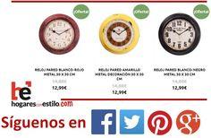 Hoy os esperamos en hogaresconestilo.com con nuevas #ofertas #home #hogar #estilo #deco #decoración