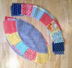 Quick Quilting Tip: Quick Curved Seams Tutorial