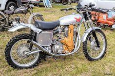 British Motorcycles, Vintage Motocross, Dirt Bikes, Sidecar, Bike Design, Scrambler, Ducati, Offroad, Automobile