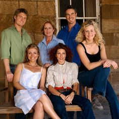 McLeod's Daughters - I LOVE this series!