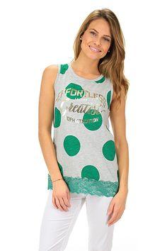 LIU.JO - T-Shirts - Abbigliamento - T-Shirt in cotone a 4f96cb27a0e