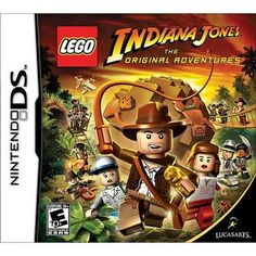 All Lego DS games - Google Search
