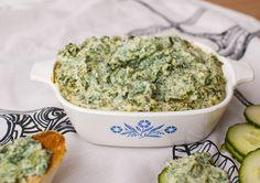 Creamy Vegan Spinach Jalapeno Dip