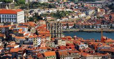 Last week we wrote on our blog about the Douro region of Portugal and why you should see it by bicycle. (Hint: wine history and cuisine are just a few reasons!). Learn more about this famous wine-producing region by visiting the blog link in our profile.  #douro #portugal #wine #europe #cityscape #adventuretravel #biketouring #worldbybike #fromwhereiride #2wheels1world #cycling #datview #blog #instatravel #instabike by biketoursdotcom