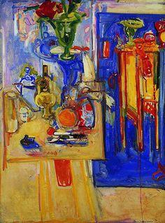 hans-hoffman-table_with_teakettle_1936