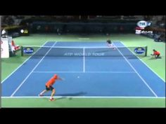 Vidéo Tennis: Superbe point de Roger Federer à Dubaï - http://www.actusports.fr/91458/video-tennis-superbe-point-de-roger-federer-dubai/