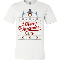 Astros Champions 2017 Merry Christmas Shirt (14 Colors) Houston Astros  Shirts 9bfed241c