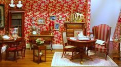 See some of the small but perfectly formed exhibits on display at London's Kensington Dollshouse Festival, May 11 - May 13.