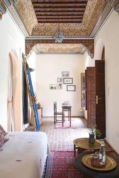 Riad Jardin Secret - Marrakech - Junior Suite with fireplace.jpg