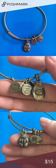 Ladybug Alex and Ani Ladybug Alex and Ani ! Gold. Alex & Ani Jewelry Bracelets