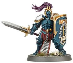 Liberators Prime from Stormhost of the Celestial Vindicators - Warhammer Age of Sigmar