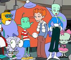 Lloyd in space, I LOVED THAT SHOW!
