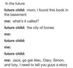 In the future....