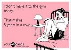 #gym humor