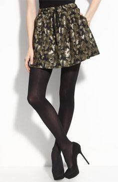 Gryphon Jacquard Skirt $365