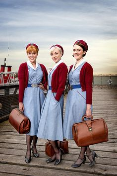 Tune in Sunday, April 3 at 8pm for the premiere of Call the Midwife Season 5. Enter for your chance to win Call the Midwife Seasons 4 and 5 on DVD.
