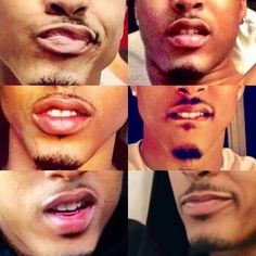I need a moment to recuperate....mmph ^_~ August got them lips