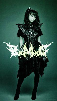 Moa Kikuchi, Band Group, Live Band, My Favorite Music, Avengers, Goth, Metal, Distortion, Bands