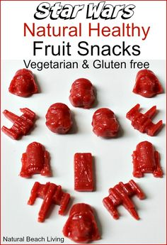 Natural Healthy Fruit Snacks for kids, vegetarian and gluten free gummy snacks, Delicious! Your Star Wars fans will keep coming back for more.