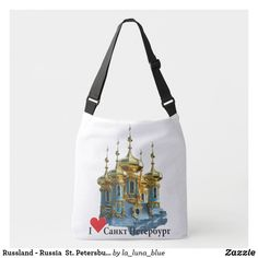 Russland - Russia  St. Petersburg Tasche