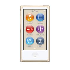 Keep all of your music in the palm of your hand with the Apple iPod Nano 16GB. This tiny iPod features a small touchscreen so you can always see what's coming next or select from your favorite songs. If you feel like tuning into the radio, there's an app for that. This tiny iPod is perfect for the gym and supports Fitness Walk + Run as well as Nike+. Sync music, videos or photos onto the Nano with iTunes on your computer to customize playlists and make sure all your favorites are with...