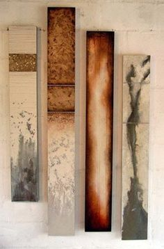 Sam Brown - abstract panels