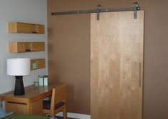 hanging door system