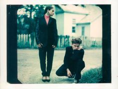 Rare polaroid of River and Rain from the October 1991 Rolling Stone shoot by Diego Uchitel Rain Phoenix, River Phoenix, Great Poems, Animal Activist, Flesh And Blood, West Hollywood, Rolling Stones, Old Photos