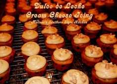 Melissa's Southern Style Kitchen: Dulce de Leche Cream Cheese Icing