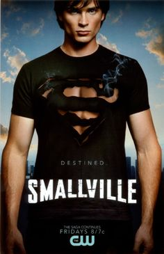 #Smallville.....guilty guilty pleasure