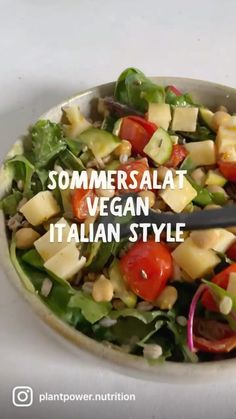 Vegan Dinner Recipes, Veggie Recipes, Healthy Recipes, Veggie Food, Vegan Fashion, Vegan Cheese, Clean Eating, Mediterranean Recipes, Vegan Gluten Free