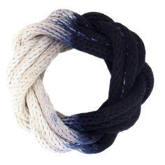 Turk's Head Rope Bracelet - Tanya Aguiñiga