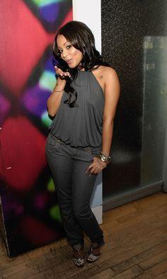 Lauren London Jeans Gz Up, Hoes Dow...