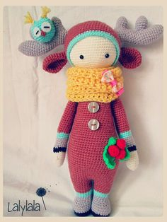 Lalylala by HookAndaBall on Etsy
