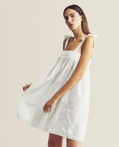 Zara Home New Collection Zara Home, Mode Outfits, Fashion Outfits, Womens Fashion, Gothic Fashion, Feminine Mode, Cute Dresses, Summer Dresses, Nightgowns For Women