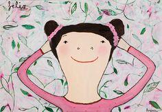 La obra de Eva Armisen: una invitacion a la felicidad  http://www.kumkum.es/projects/recomendamos/