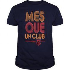 I Love Mes Que Un Club Barcelona TShirts T shirts