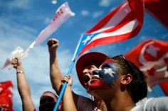 Puerto Rico votes on US ties and chooses governor - Houston Chronicle #PRStatehood #PuertoRico